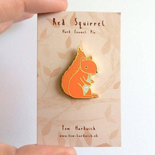 RedSquirrelPinbyTomHardwick