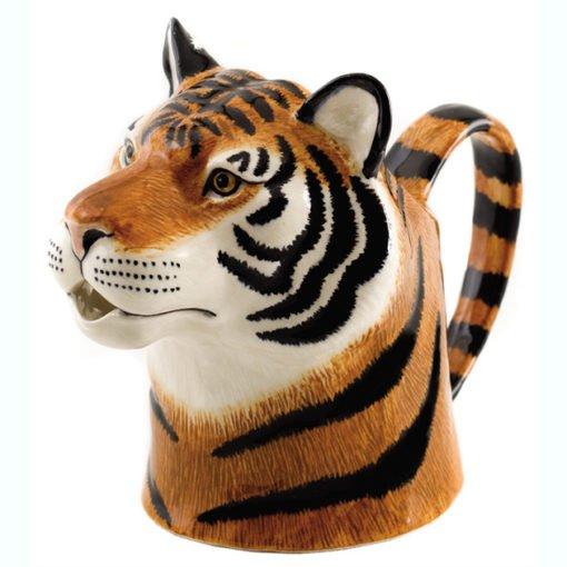 Tiger Jug by Quail Ceramics
