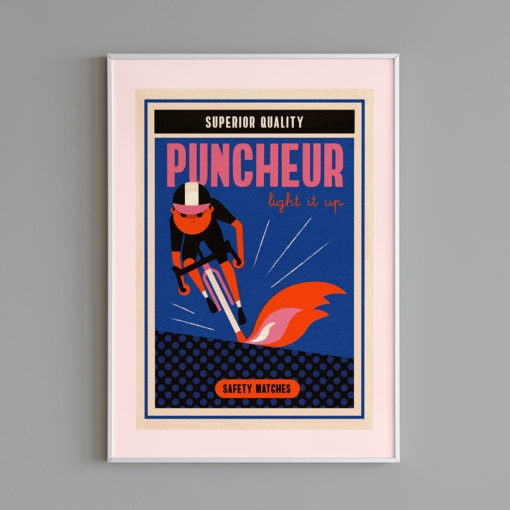 Puncheur by Spencer Wilson