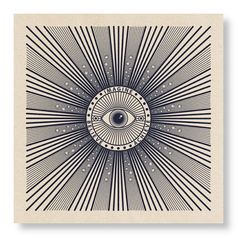 Minds Eye by Maria Rikteryte