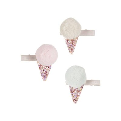Pom Pom Ice Cream Clic Clacs by Mimi And Lula