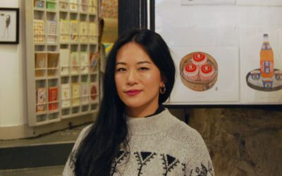 Happy Chinese New Year/Burns Night – Meet The Artist – Sarah Kwan