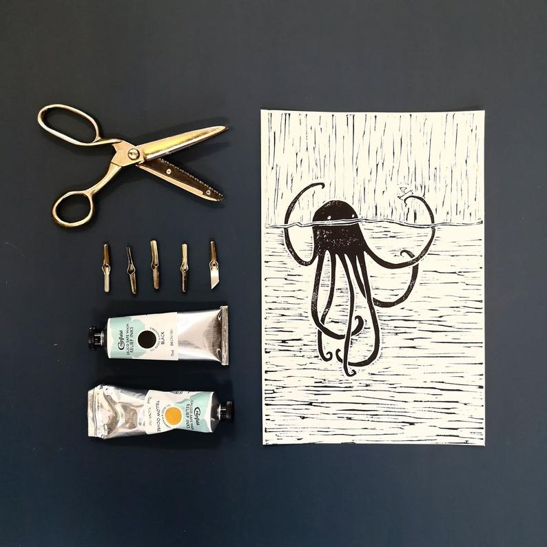 Septopus by Molly Newport