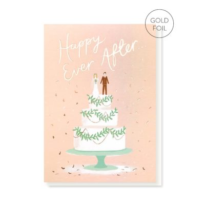 Happily Ever After Card by Stormy Knight
