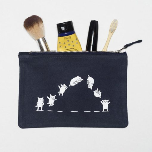 Piggy Pouch by Sarah Ray