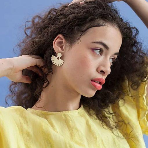 Arca Earrings by Nmarra