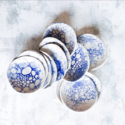 Ceramic Bubble Dishes by Emporium Julium