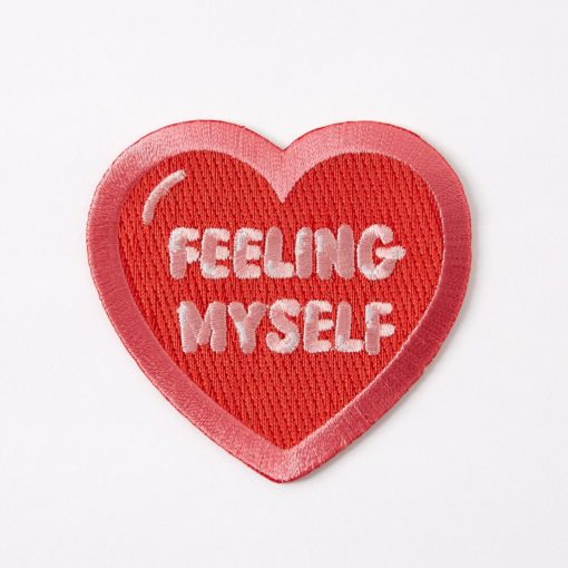 Feeling Myself Patch by Punky Pins