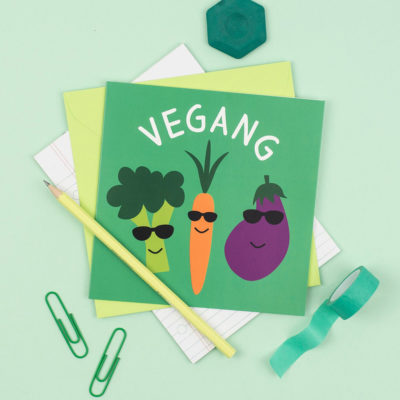 Vegang Card by Hello Dodo