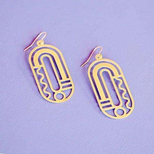 Mina Earrings by Nmarra