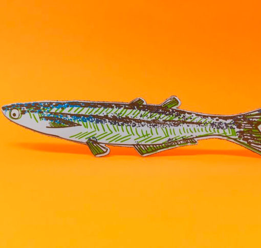 Fish Bookmarks by Ark Colour Design