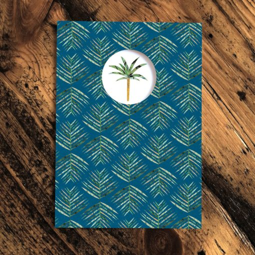 Palm Tree Card by Paper Whale