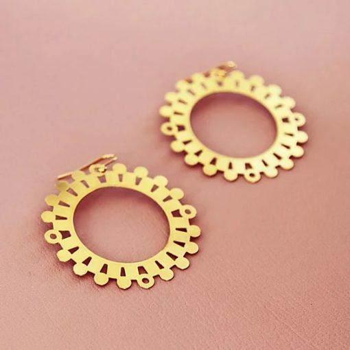Sola Earrings by Nmarra