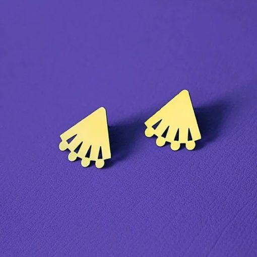 Terra Earrings by Nmarra