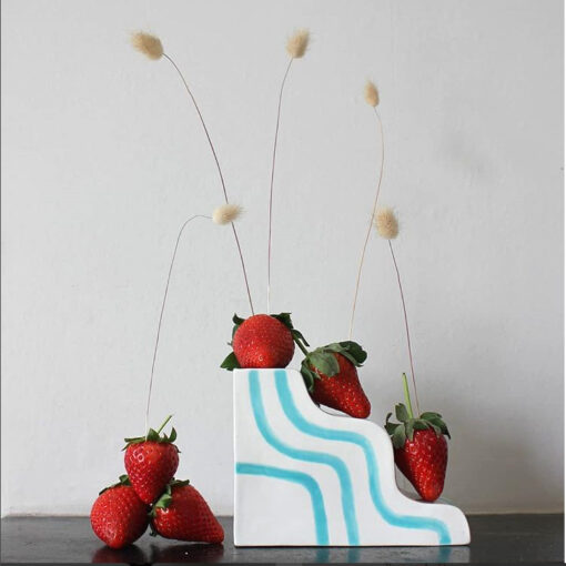 Half Wave Vase by Son of Pear
