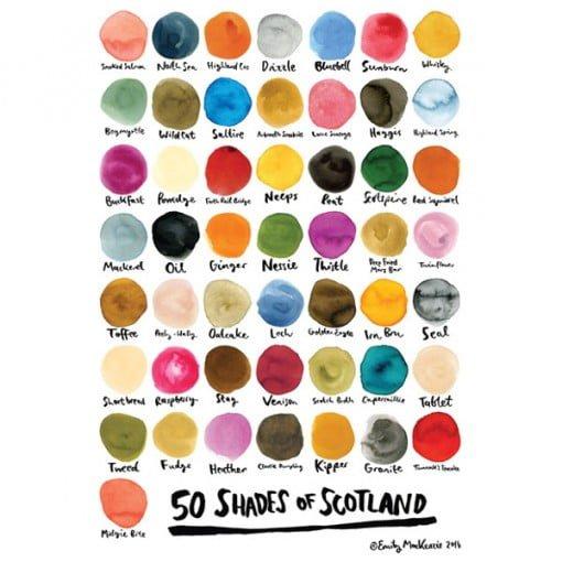 50 shades by Emily MacKenzie