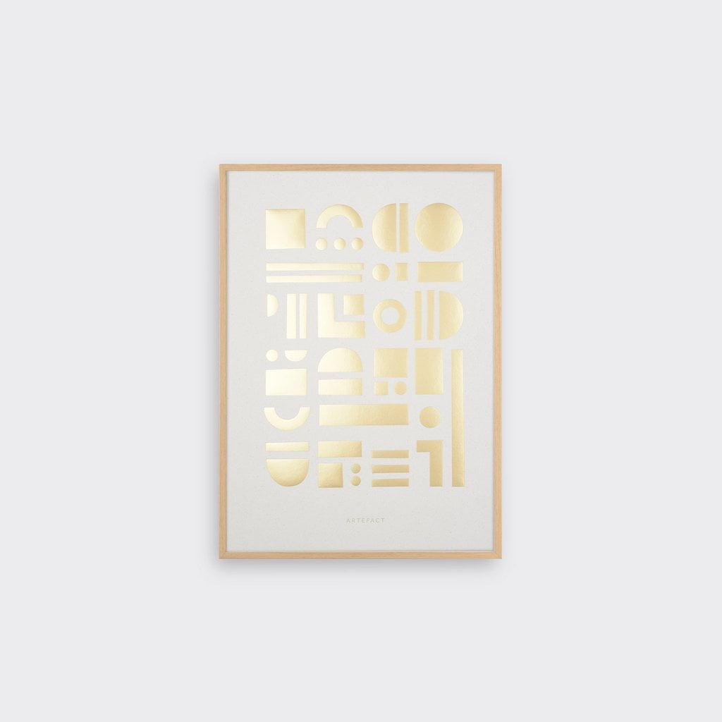 Artefact Brass by Tom Pigeon