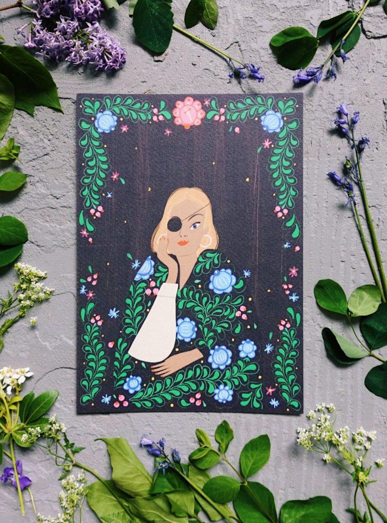 Ataman Print by And Smile
