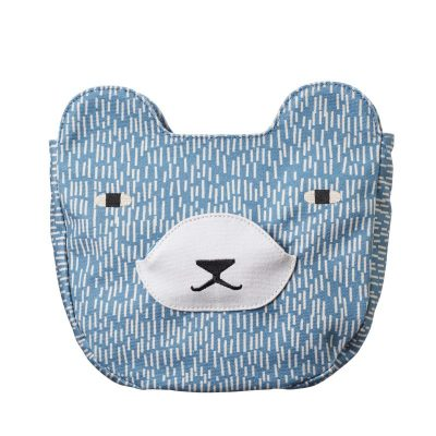 Bear Washbag by Donna Wilson