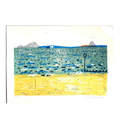 Beach 2- by Louise Smurthwaite web