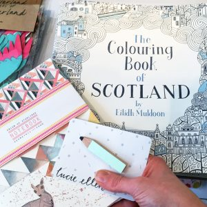 National Stationery Week Blog up on Our Blog at The Red Door Gallery