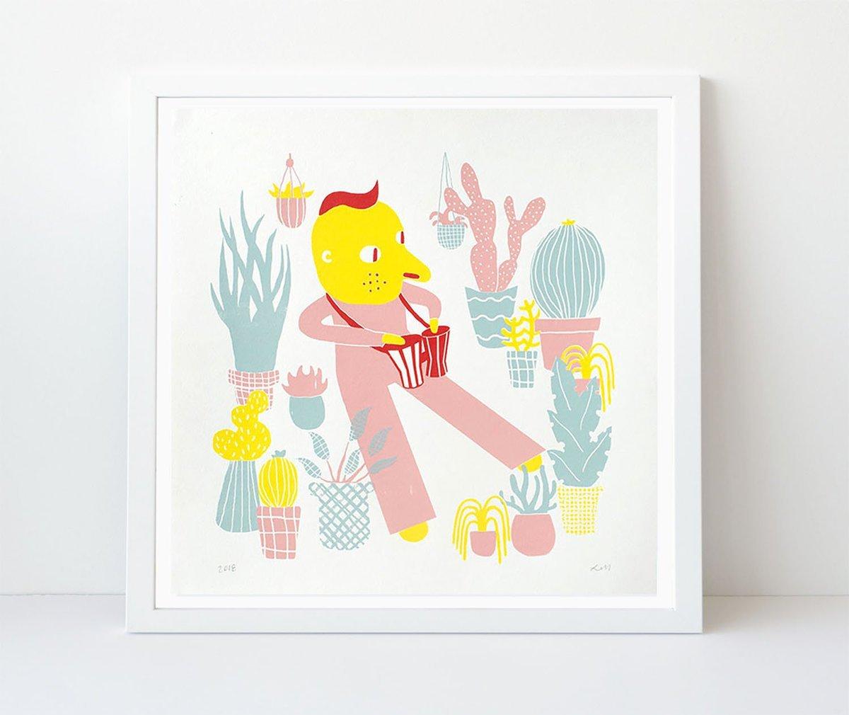 Bongo Man by Lauren Morsley