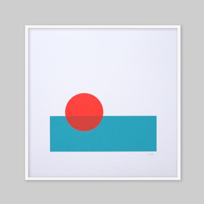 Bouy Screen Print