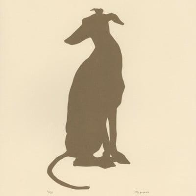 Brown Hound by Patrizio Belcampo