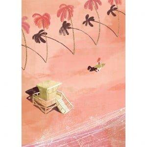 california, california dreaming, essi kimpimaki, beach, palm trees