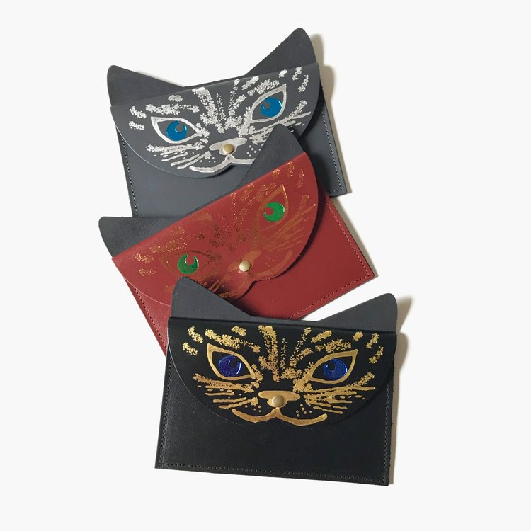 Cat Clutch by Ark Design