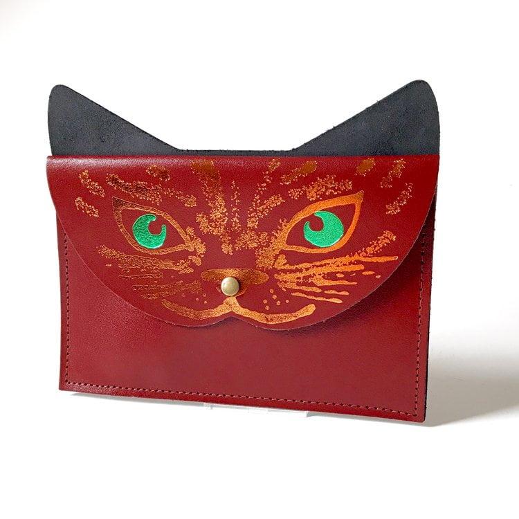 Cat Clutch by Ark Design