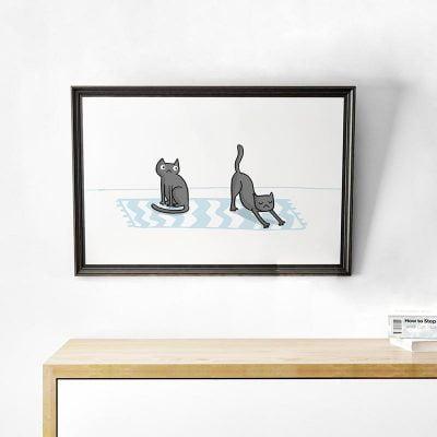 Cats Mini Print