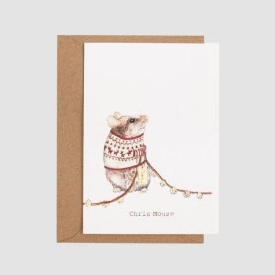 Chris Mouse Card