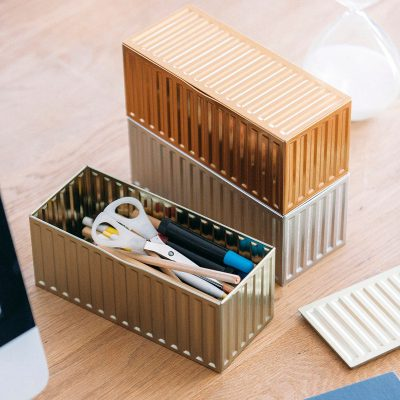 Shipping Container Storage Boxes bt DOIY Design