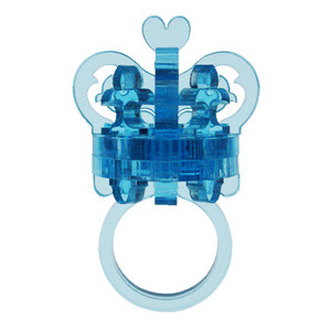 Crown Ring Blue
