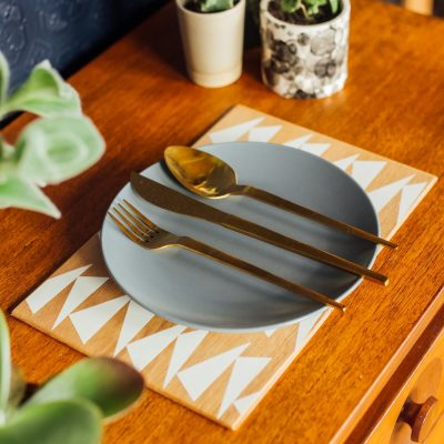 DING+DING+WHITE+TABLE+MAT