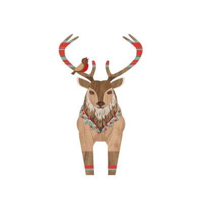 Deer_print SQ
