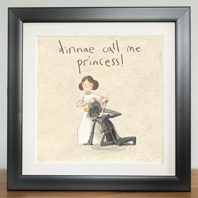 Dinnae Call Me Princess by The Grey Earl