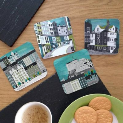 Edinburgh coasters