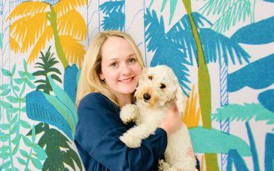 #MakerMonday – Let's Meet Glasgow Graduate Ellie from East End Press