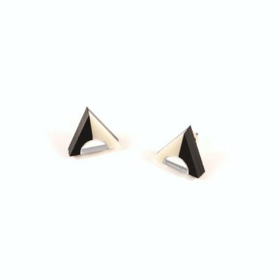 Form 020 Earrings by Mystic Forms