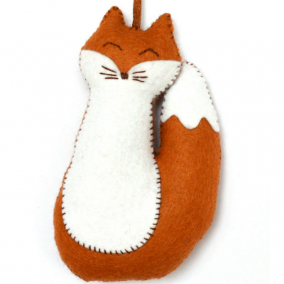 Fox Felt Mini Kit by Corinne Lapierre