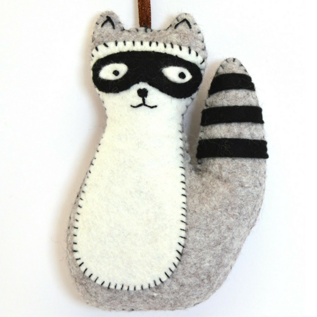 Raccoon Mini Kit by Corinne Lapierre