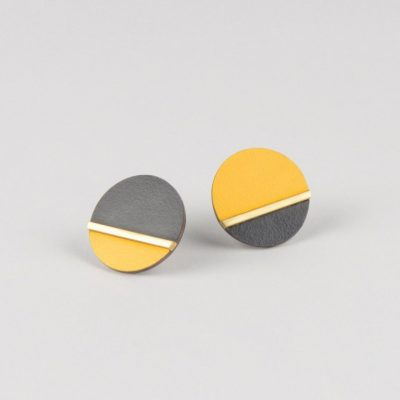 Form Disc Brass and Yellow