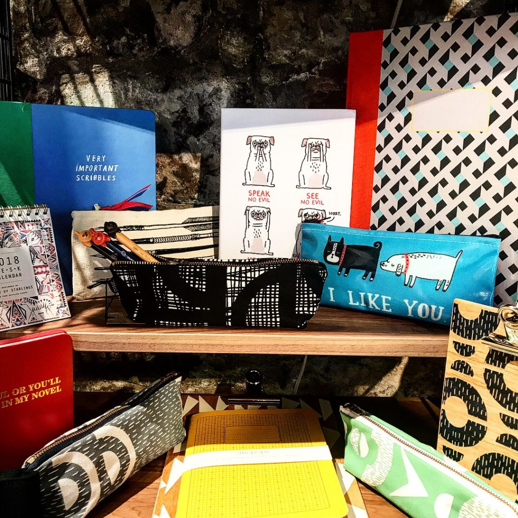 Stand Out Stationery at The Red Door Gallery