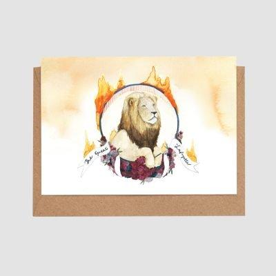 Great Lafayette Card