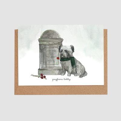 Greyfriars Bobby Card