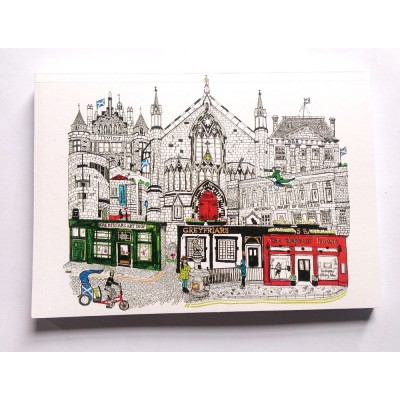 Greyfriars NoteBook by Libby Walker