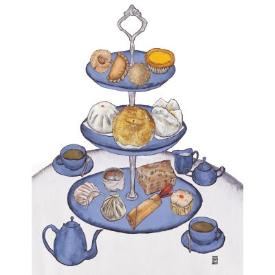 HIGH TEA Sarah Kwan