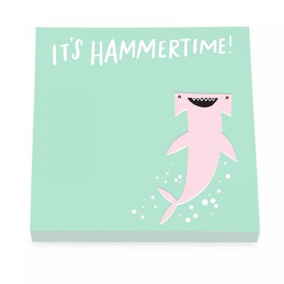 Hammertime post its